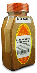 BLACKENING SEASONING NO SALTⓀ