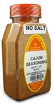 CAJUN SEASONING NO SALTⓀ