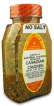 CANADIAN CHICKEN NO SALT (COMPARE TO MONTREAL SEASONING ®)Ⓚ