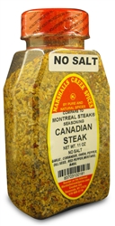 CANADIAN STEAK SEASONING NO SALT (COMPARE TO MONTREAL SEASONING ®)Ⓚ