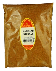ESSENCE  OF ****** SEASONING NO SALT (COMPARE TO ESSENCE OF EMERIL) REFILLⓀ