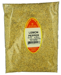 LEMON PEPPER SEASONING NO SALT REFILLⓀ