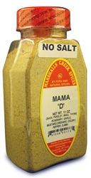 "MAMA ""D"" SEASONING NO SALTⓀ"
