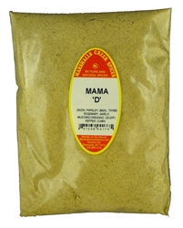 "MAMA ""D"" SEASONING NO SALT REFILLⓀ"