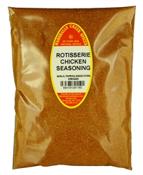 ROTISSERIE CHICKEN SEASONING NO SALT REFILLⓀ