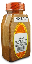 SEASONED MEAT TENDERIZER NO SALTⓀ