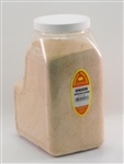 ONION POWDER GRANULATE 6 LB. RESTAURANT SIZE JUGⓀ