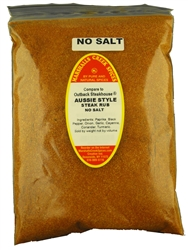AUSSIE STYLE STEAK RUB NO SALT, REFILL, Compare to Outback Steakhouse® Ⓚ