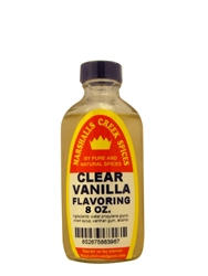 VANILLA FLAVORING CLEARⓀ