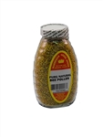 BEE POLLEN 4 OZ PLASTIC JAR