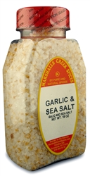 SEA SALT AND GARLIC BLENDⓀ