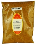 TACO SEASONING NO SALT REFILLⓀ