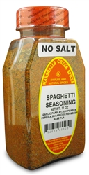 SPAGHETTI SEASONING NO SALTⓀ