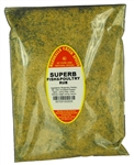 SUPERB FISH AND POULTRY RUB NO SALT REFILLⓀ