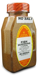 FISH SEASONING NO SALTⓀ