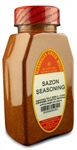 SAZON SEASONING, WITH ANNATTO?