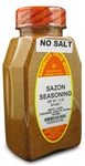 SAZON SEASONING NO SALT, WITH ANNATOⓀ