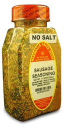 SAUSAGE SEASONING NO SALTⓀ