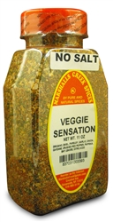 VEGGIE SENSATION, NO SALTⓀ