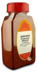 SMOKED CAYENNE PEPPERⓀ