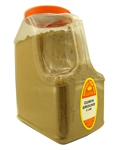 CUMIN GROUND 5 LB. RESTAURANT SIZE JUGⓀ