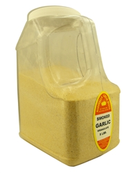 SMOKED GARLIC 5 LB. RESTAURANT SIZE JUGⓀ