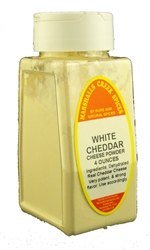 WHITE CHEDDAR CHEESE POWDER