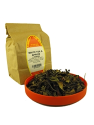 White Tea with Apple 2 oz