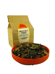 White Tea with Ginger 4 oz