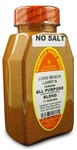 LONG BEACH LARRY'S FAMOUS ALL PURPOSE SEASONING NO SALTⓀ