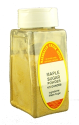 MAPLE SUGAR POWDER