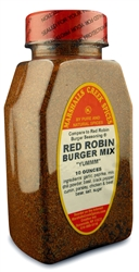 "RED ROBIN BURGER MIX ""YUMMM""Ⓚ"