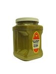 "Bay Leaves Ground (Laurel Leaves) â""€, 14 oz pinch grip jar"