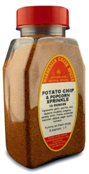 New! POTATO CHIP & POPCORN SPRINKLE