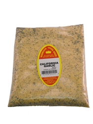 "Family Size Refill Bag Marshalls Creek Spices California Garlic Seasoning, 40 Ounce  â""€"