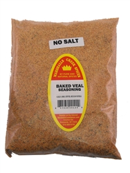 "Family Size Refill Bag Marshalls Creek Spices Baked Veal No salt Seasoning, 44 Ounce â""€"
