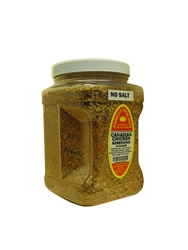 "Family Size Marshalls Creek Spices Canadian Ckicken No salt Seasoning 44 Ounce â""€"