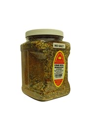 "Family Size Marshalls Creek Spices Creole No Salt Seasoning, 44 Ounce â""€"