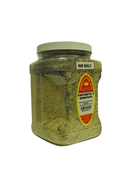 "Family Size Marshalls Creek Spices Fantastic 4 No Salt Seasoning 40 Ounce â""€"