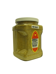 "Family Size Marshalls Creek Spices Mama D No Salt Seasoning, 44 Ounce â""€"