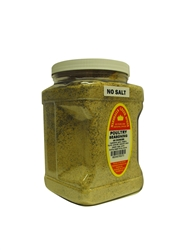 "Poultry No Salt Seasoning, 44 Ounce â""€"