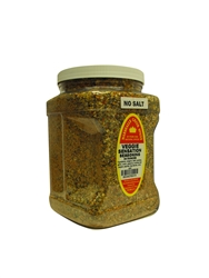 "Family Size Marshalls Creek Spices Veggie Sensation No Salt Seasoning, 44 Ounce â""€"