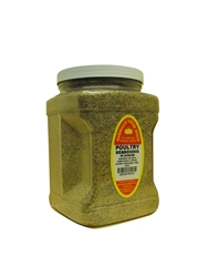 "Family Size Marshalls Creek Spices Poultry Seasoning,60 Ounce â""€"