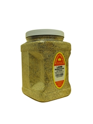 "Family Size Marshalls Creek Spices Broiled Lamb Seasoning, 60 Ounce  â""€"