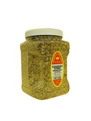 "Family Size Marshalls Creek Spices Canadian Steak Seasoning (Compare to Montreal Seasoning), 60 Ounce  â""€"