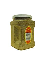 "Family Size Marshalls Creek Spices Lemon Pepper Seasoning, 60 Ounce  â""€"