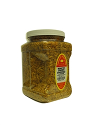 "Family Size Marshalls Creek Spices Roasted Onion Chopped Seasoning, 24 Ounce  â""€"