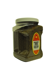 "Family Size Marshalls Creek Spices Celery Seed Seasoning, 32 Ounce  â""€"