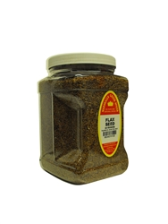 "Family Size Marshalls Creek Spices Flax Seed Seasoning, 48 Ounce  â""€"