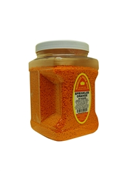 "Family Size Marshalls Creek Spices Sprinkles Orange Seasoning, 48 Ounce  â""€"